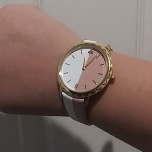 Kate Spade morningside scallop vacheta color watch